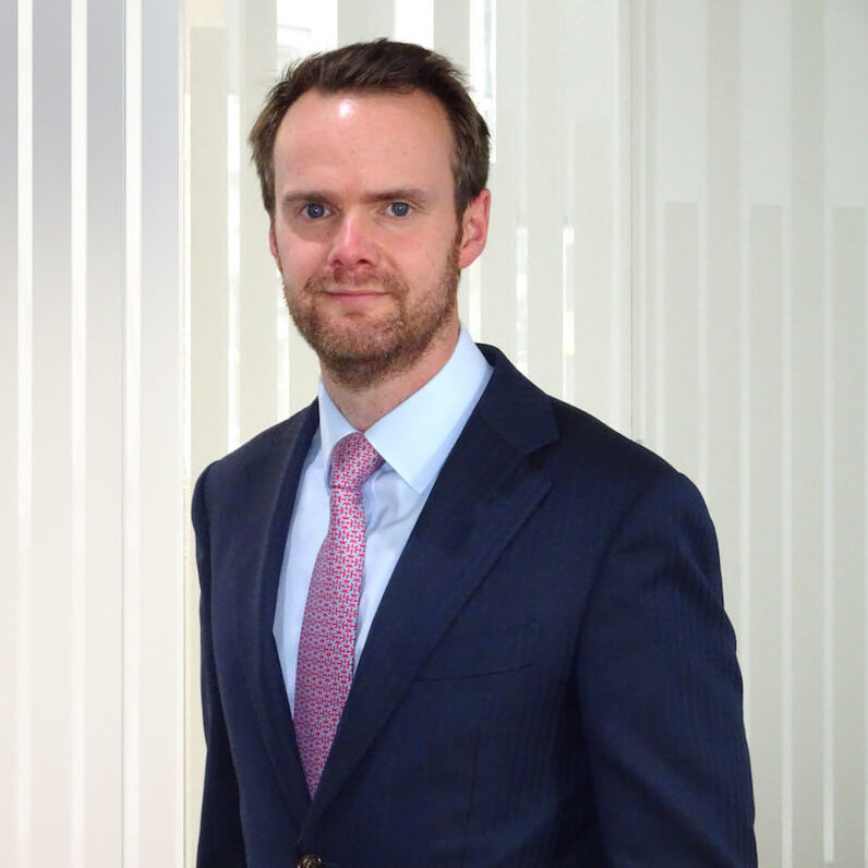 Richard Carter Chief Operating Officer of ADM Energy