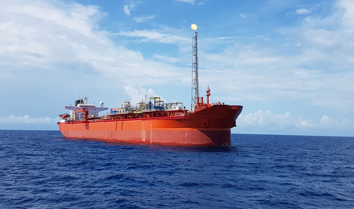 Front Puffin FPSO Onsite