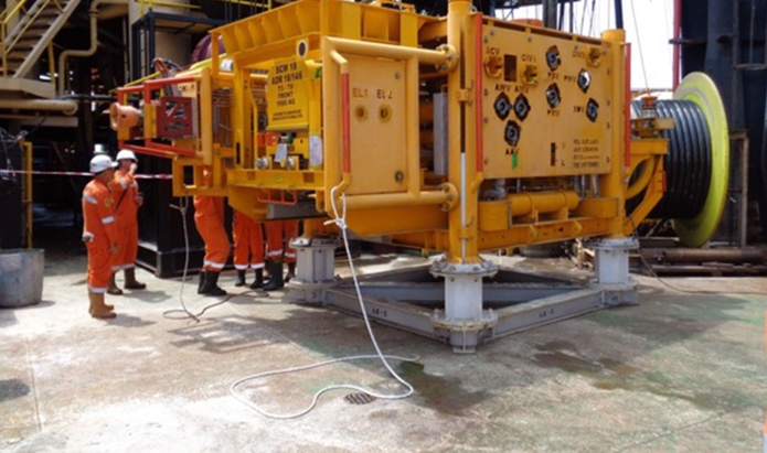 Aje Drilling Operations