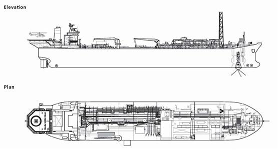 Front blueprints
