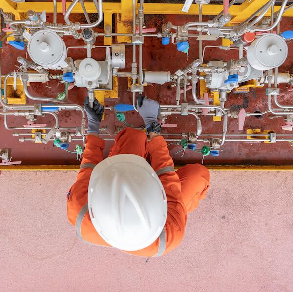 oil production process